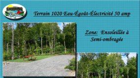Terrain 1020