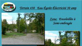 Terrain 430