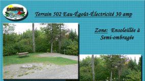 Terrain 502