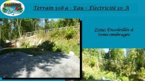 Terrain 308 A