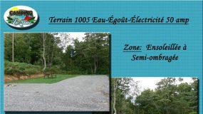 Terrain 1005