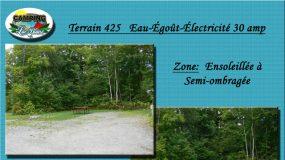 Terrain 425