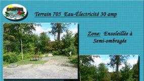 Terrain 705