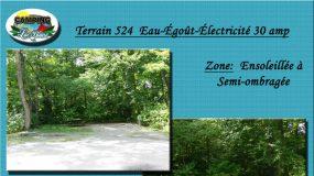 Terrain 524