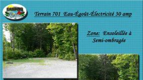 Terrain 701