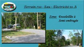 Terrain 730