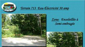 Terrain 713