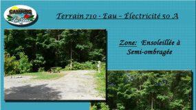 Terrain 710