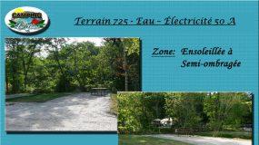 Terrain 725